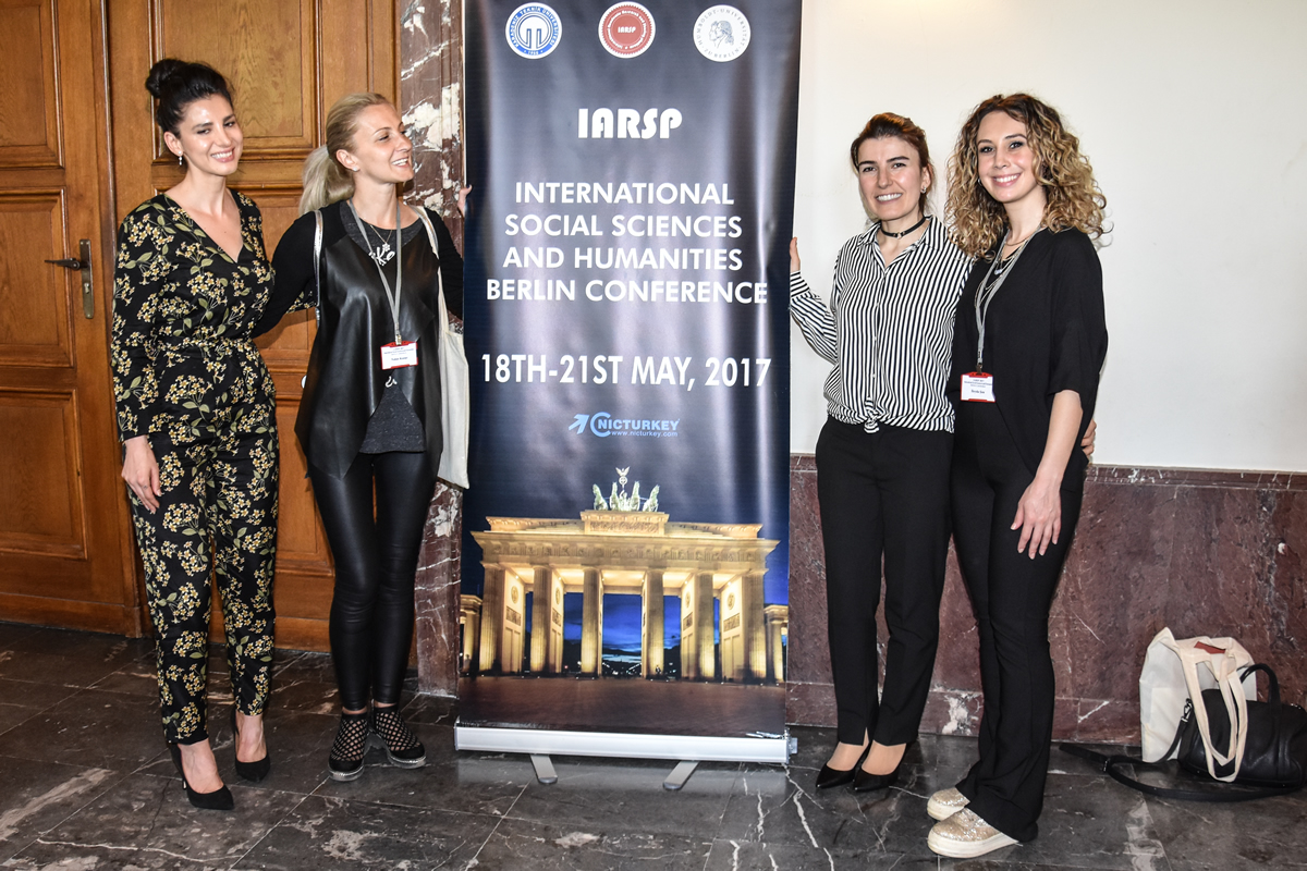 I. Internationale Berliner Konferenz