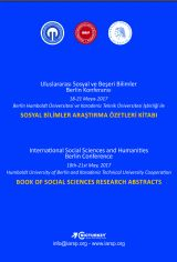 Book of Social Seciences Research Abstracts